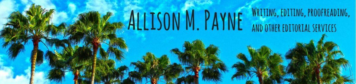 Allison M. Payne